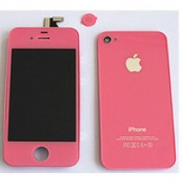 iPhone 4S Pink Upgrade Kit Complete