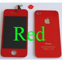 iPhone 4 Red Upgrade Kit Complete
