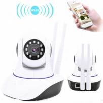 Wireless IP Security Camera (Smartphone & PC, Controlled)