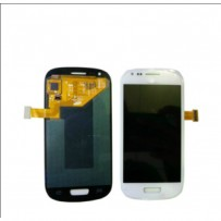Replacement Screen with Digitizer for Galaxy S3 mini i8190 white ( Complete )