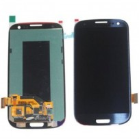 Replacement Screen with Digitizer for Galaxy S3 i9300 Black ( Complete )