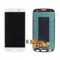 Replacement Screen with Digitizer for Galaxy S3 i9300 White ( Complete )