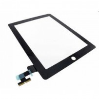 iPad 2 Replacement front glass with Digitizer (Black)