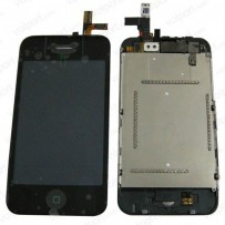 iPhone 3GS Screen Complete (Black)