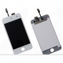 iPod Touch 4th Generation Complete Screen Assembly (White)