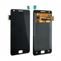 Replacement Screen with Digitizer for Galaxy S2 i9100 Black ( Complete )