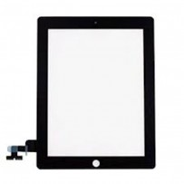 iPad 3 Replacement front glass with Digitizer (Black)