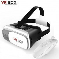 VR Glasses Set (with Bluetooth Remote Control)